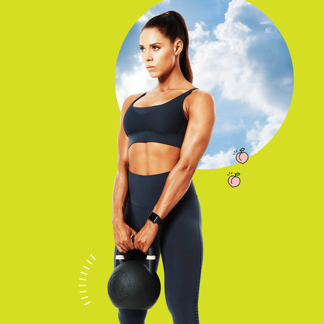At-Home Workout The Big Round Exercise