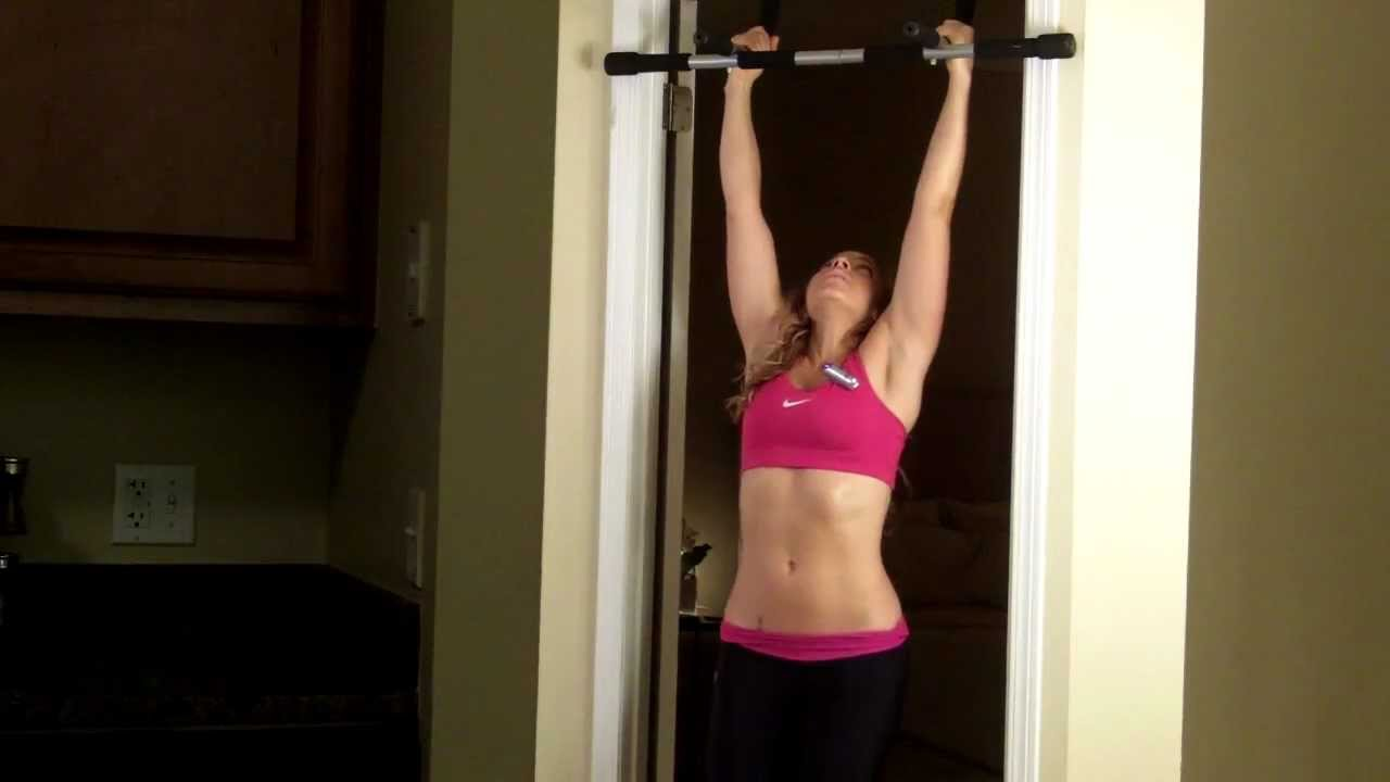 At-Home Workout Solid Work Exercise