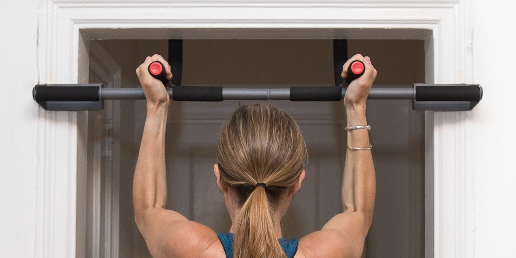 At-Home Workout Buns and Guns 2 Exercise